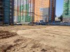 Ход строительства дома №3 в ЖК Красная поляна - фото 3, Август 2018