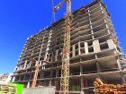 Ход строительства дома Литер 1 в ЖК Рубин - фото 12, Сентябрь 2020