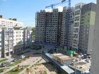Ход строительства дома № 3 (по генплану) в ЖК На Вятской - фото 16, Сентябрь 2017