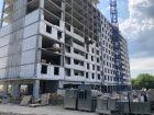 Ход строительства дома № 3 в ЖК Квартет - фото 1, Июль 2021