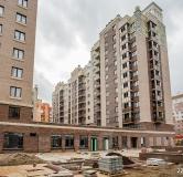 ЖK Александровский - ход строительства,