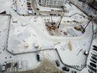 Ход строительства дома № 1 в ЖК Огни Автозавода - фото 35, Февраль 2021