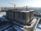 ЖК Открытие - ход строительства, фото 19, Декабрь 2020