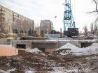 ЖК Розмарин - ход строительства, фото 78, Январь 2019